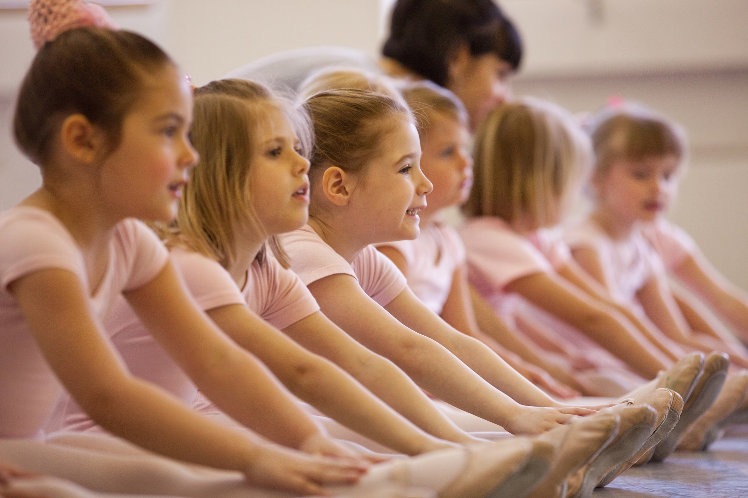 Ballet Academy East Classes for NYC Kids