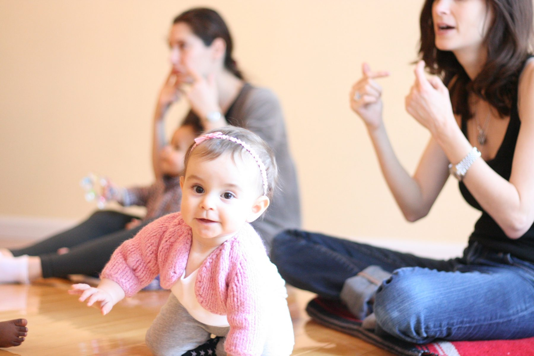 Baby Fingers Classes