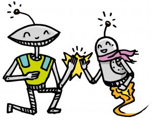 Brooklyn Robot Foundry Family Club & Tiny Builders