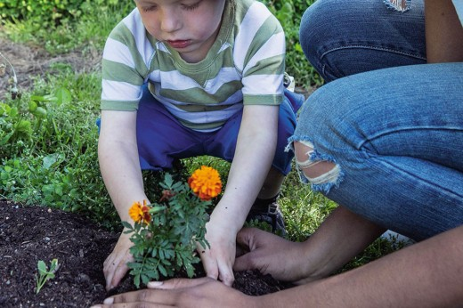 Children's Garden Classes at Brooklyn Botanic Garden