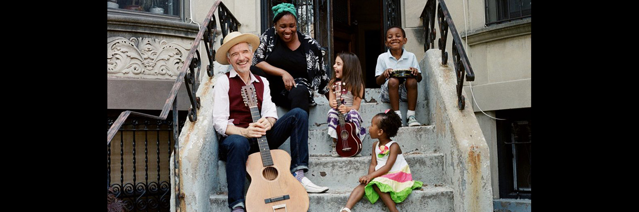 Dan + Claudia Zanes Family Concert at the Jewish Museum