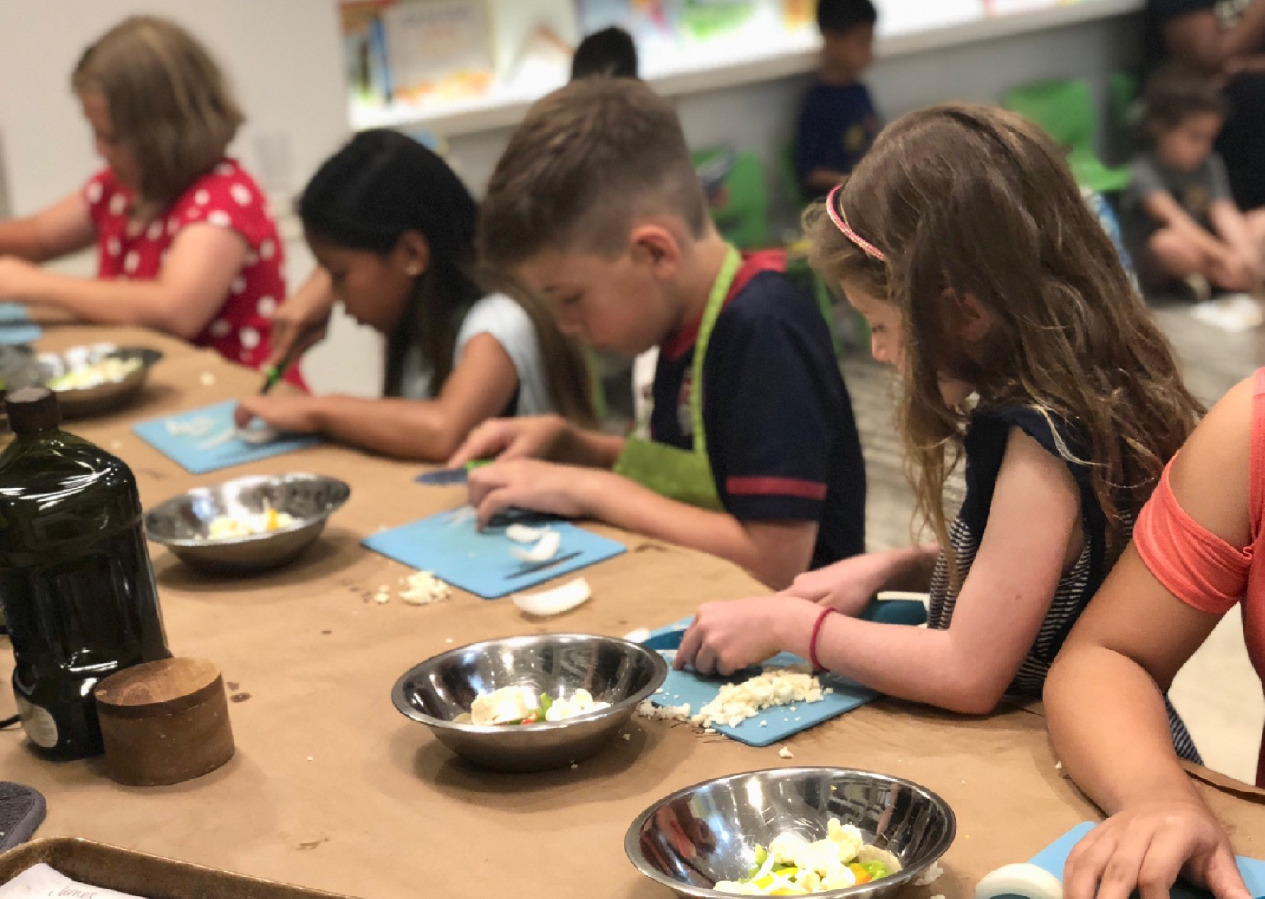 Freshmade NYC School Holiday Cooking Camps