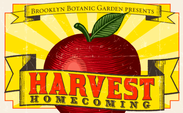 Harvest Homecoming at Brooklyn Botanic Garden