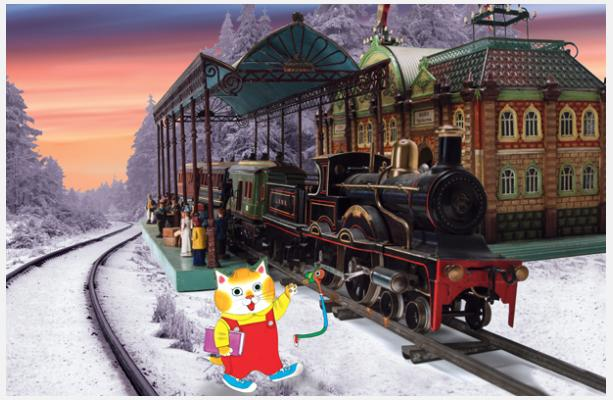 Holiday Express: All Aboard to Richard Scarry's Busytown