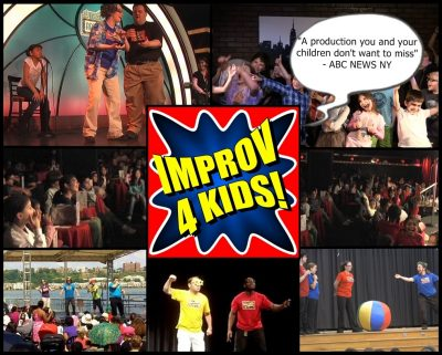 Improv 4 Kids Classes