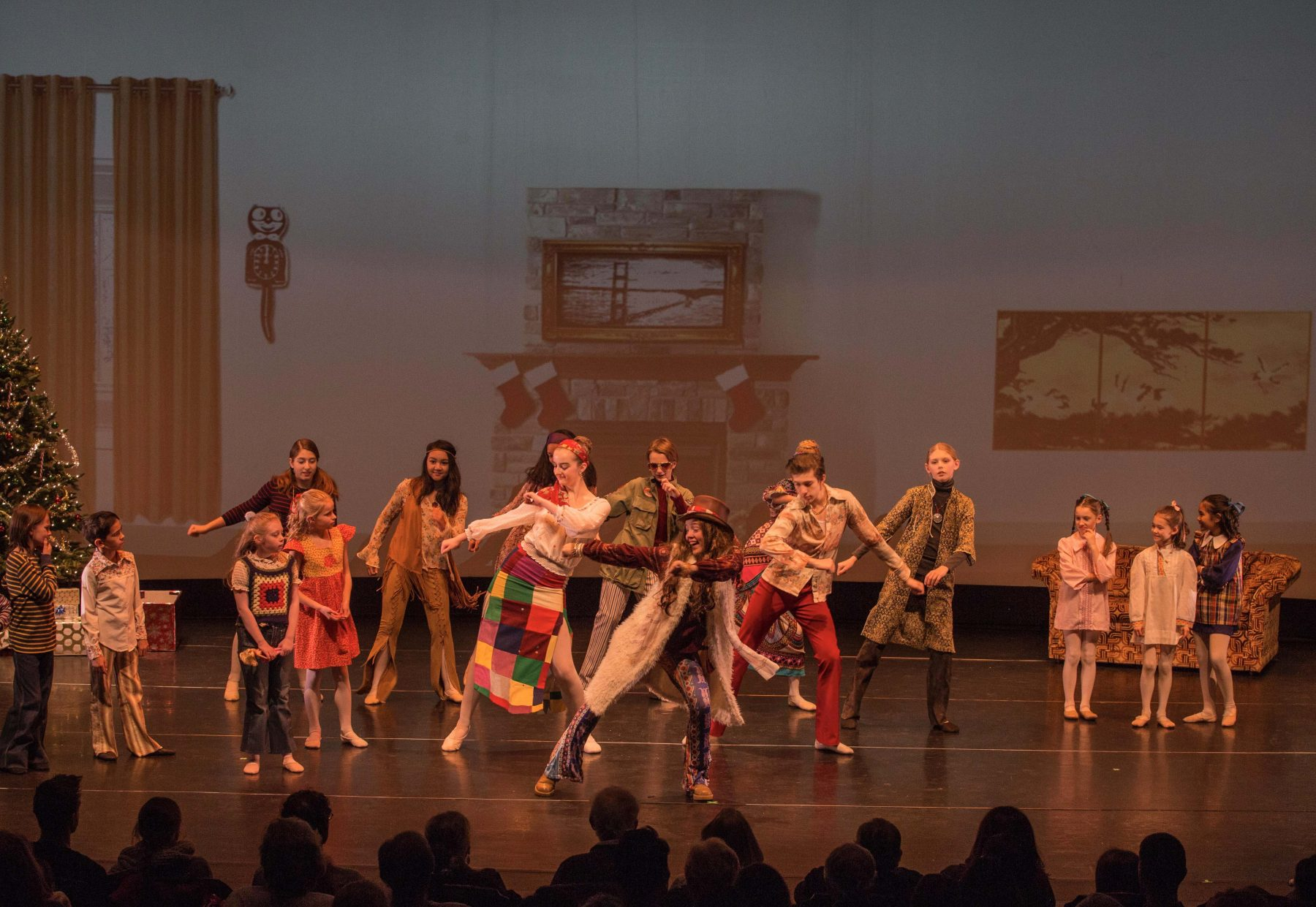 Long Island City Ballet presents This 70's Nutcracker
