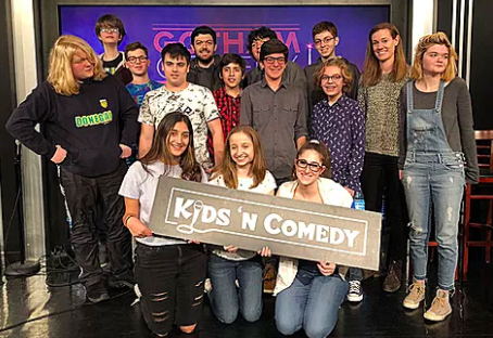 New York's Kids 'N Comedy Fall 2019 Season