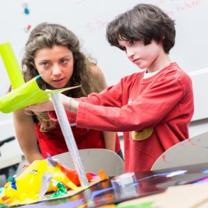 Open Studio for Families at Guggenheim NYC