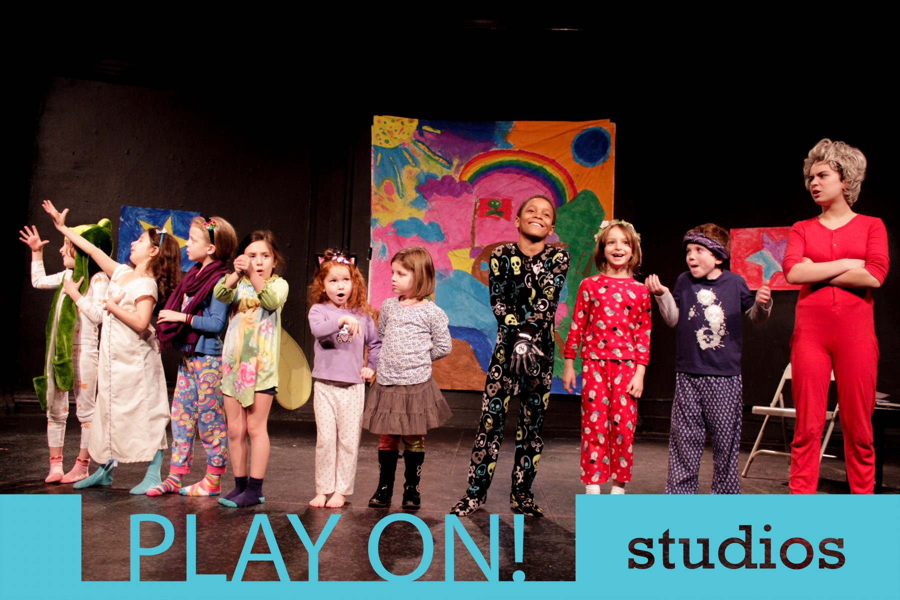 Play On! Studios Theater Camps
