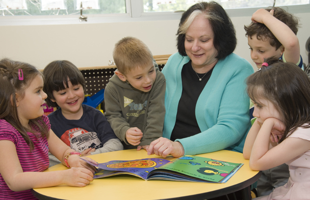 Scarsdale Synagogue's Early Childhood Programs