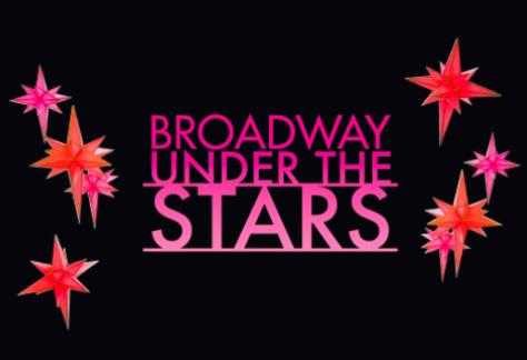 Broadway Under The Stairs NYC