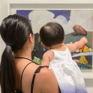 Stroller Tours at Guggenheim nyc