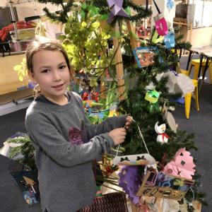 The CMOM Christmas Tree