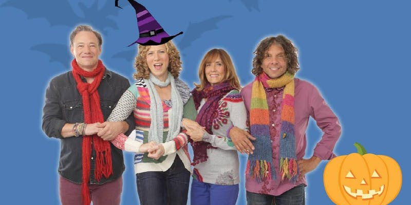 "The Laurie Berkner Band's ""Monster Boogie Halloween Concert"" Returns to Manhattan"