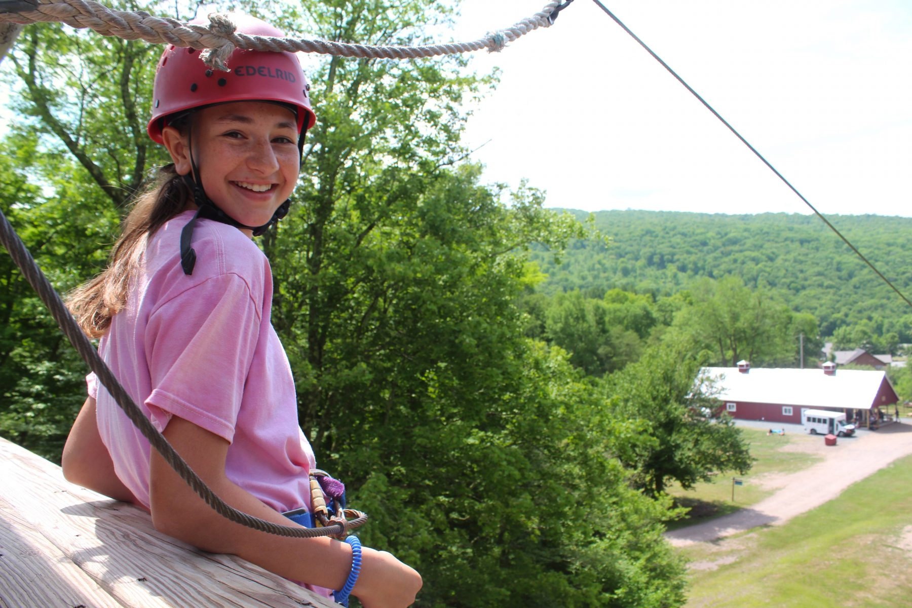 The Nation's Premier YMCA Camp