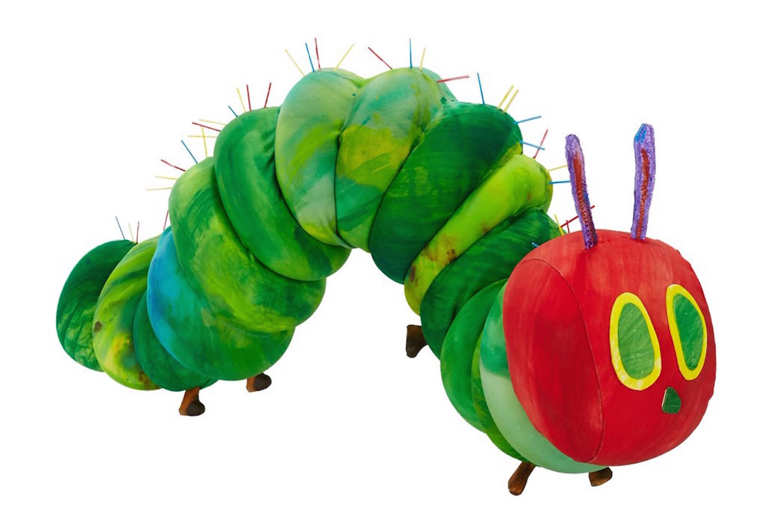 The Very Hungry Caterpillar Show Experience.