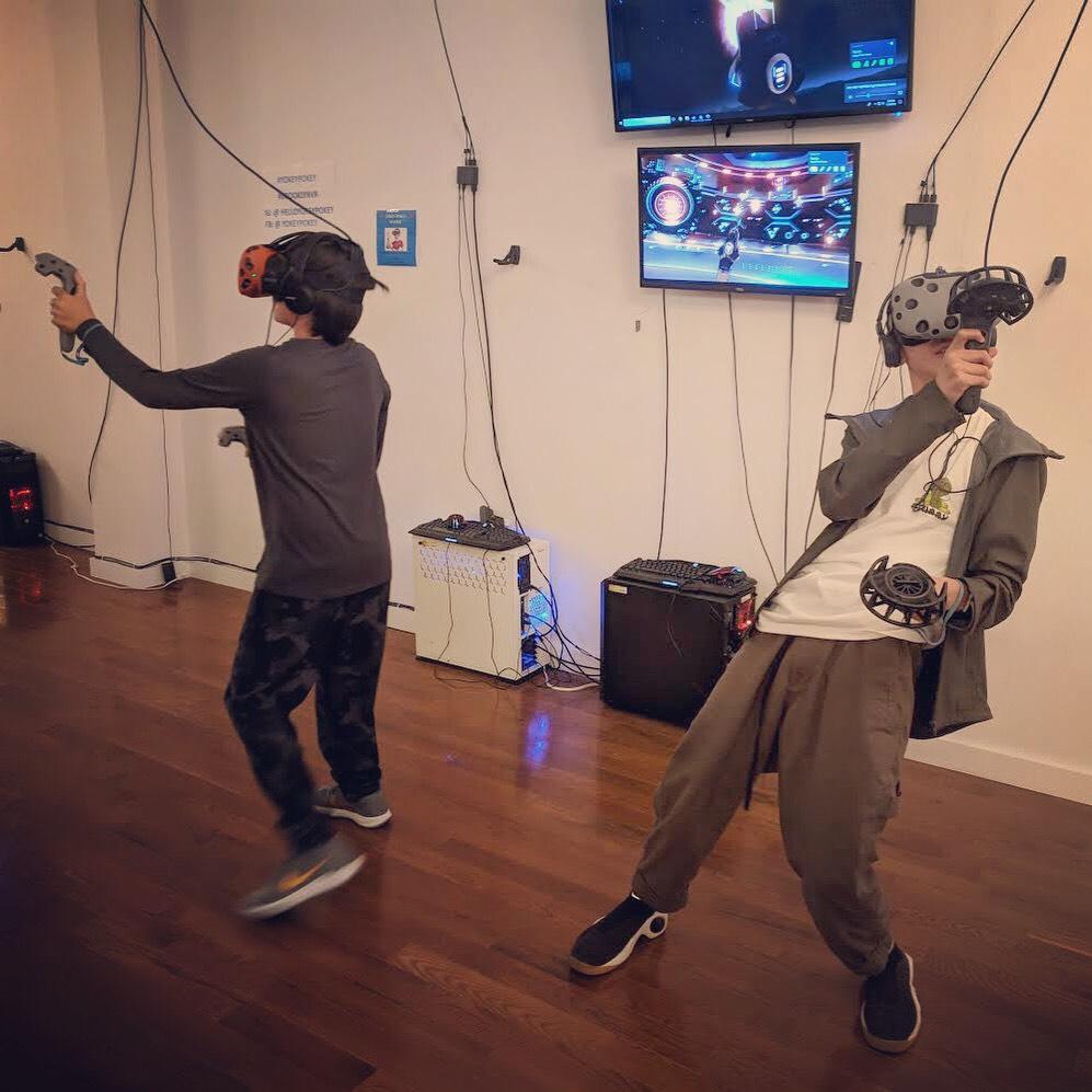 YokeyPokey Virtual Reality Birthday Parties