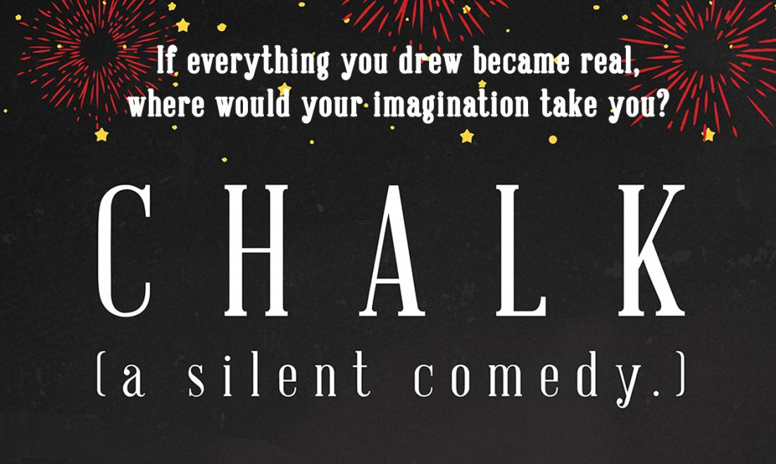 Chalk A Silent Comedy in NYC