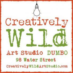 creatively wild nyc logo