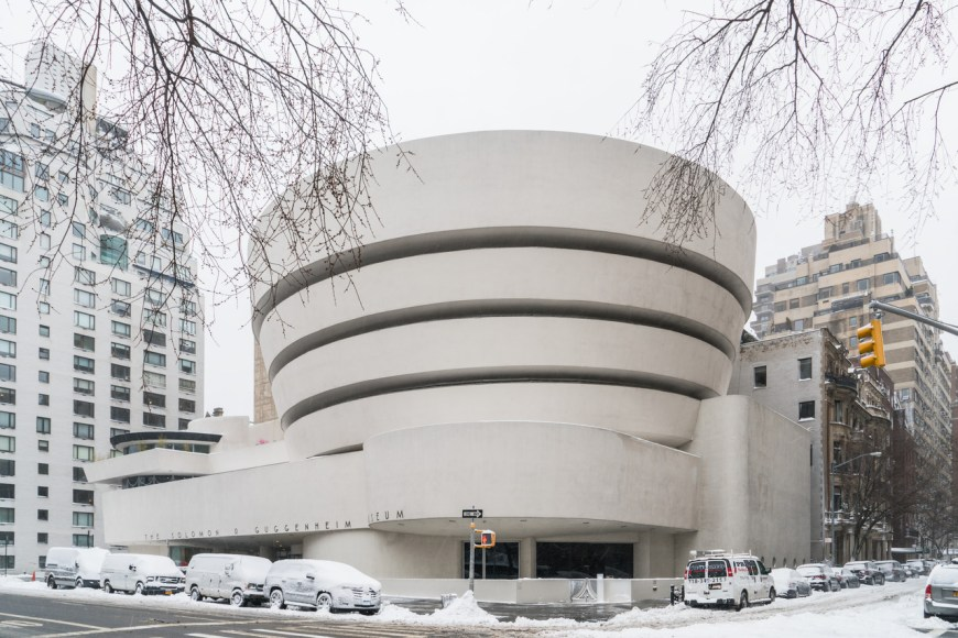 Guggenheim Museum Announces Holiday Hours