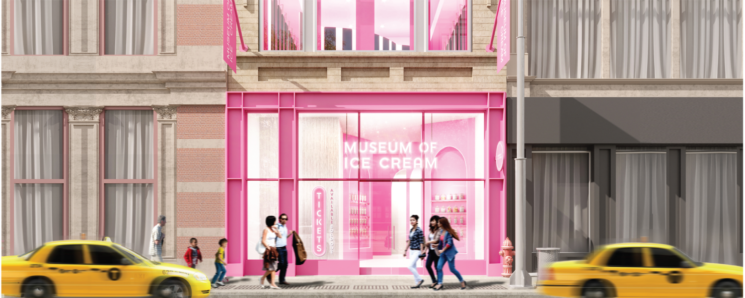 Museum of Ice Cream NYC