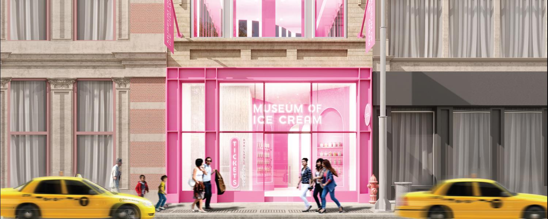 Museum of Ice Cream NYC