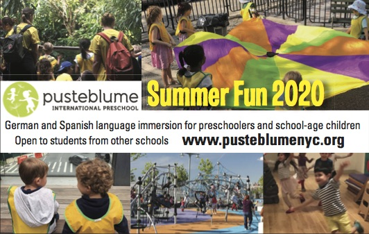 Pusteblume German & Spanish Immersion Camp