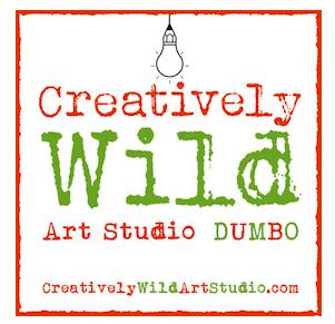 Creatively Wild Art Studio Brooklyn Dumbo NYC