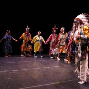 Thunderbird American Dancers Dance Concert and Pow Wow