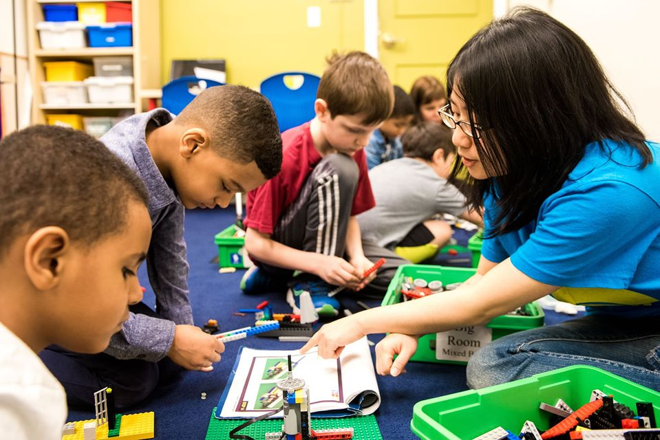 Robofun Coding Classes for kids in NYC