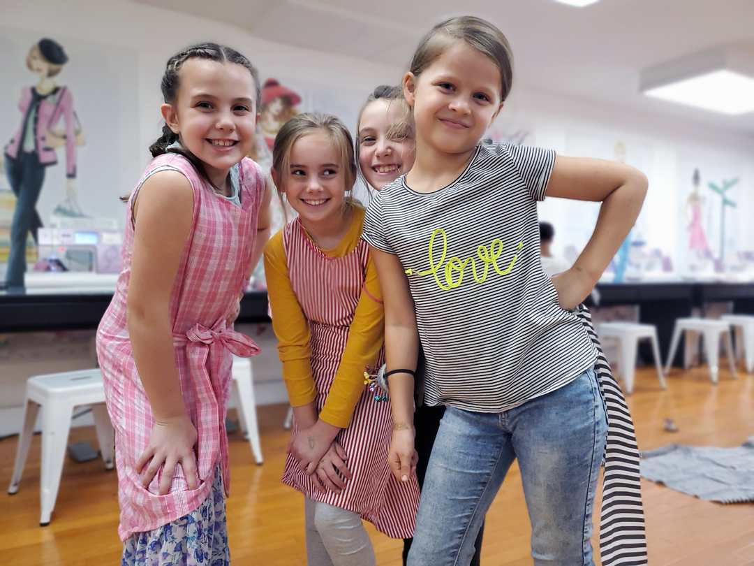 The Fashion Class Summer Camp