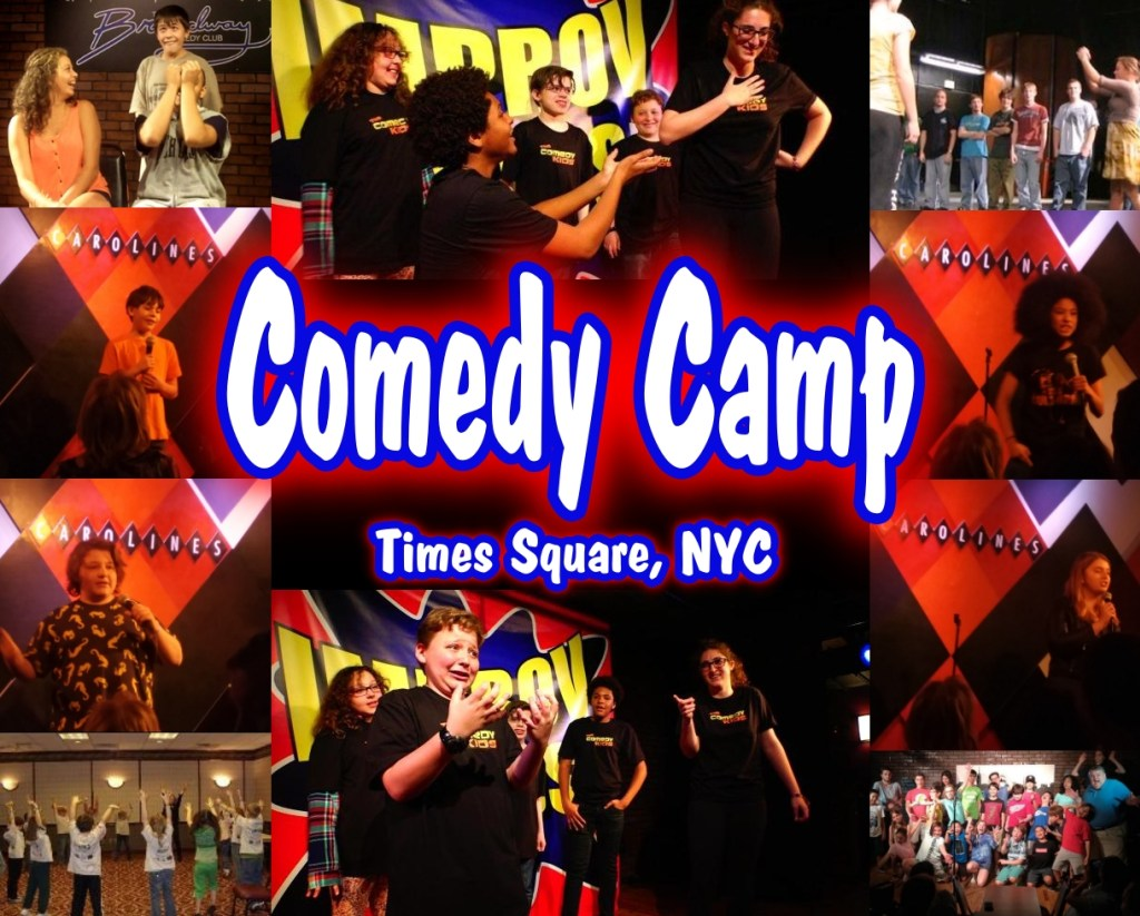 Comedy Camp NYC