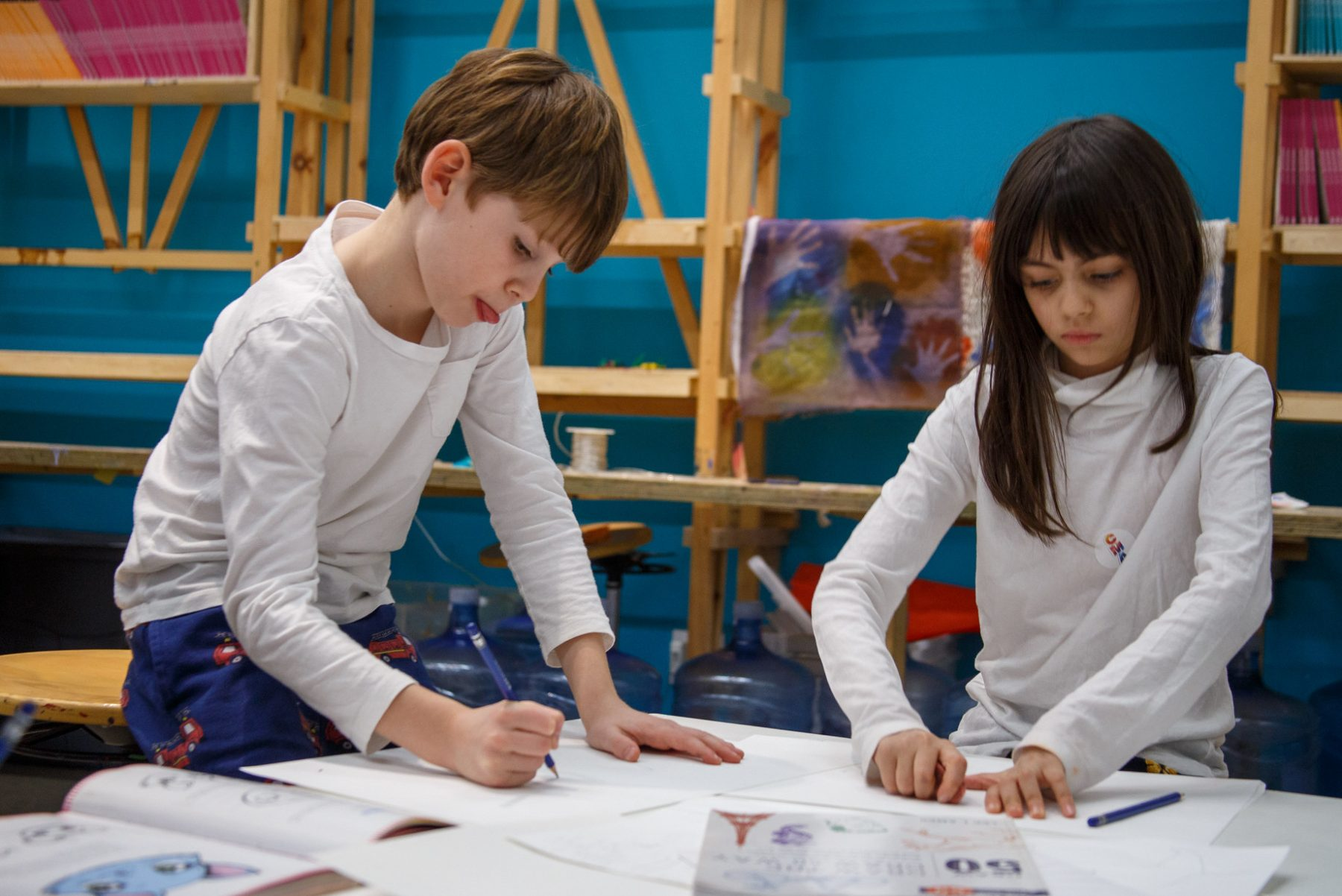 Online Art Camps with Children's Museum of the Arts
