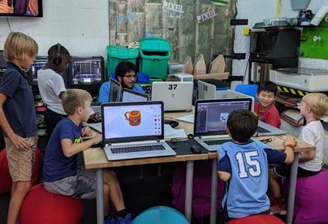 Pixel Academy Virtual Classes