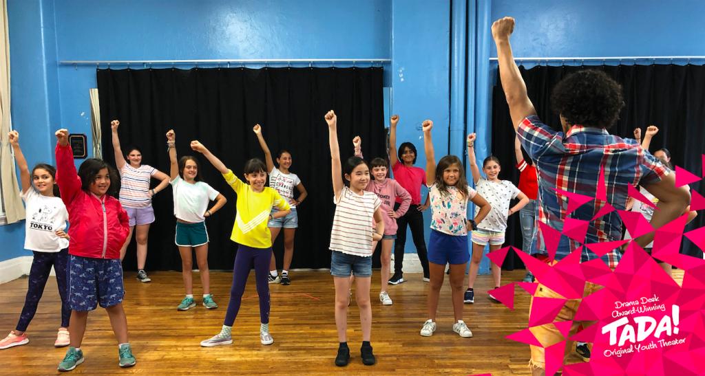 TADA! Theater March School Break Camps