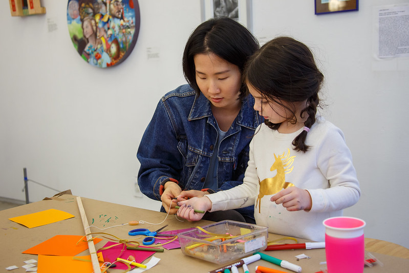 Free Resources for At-Home Arts Education with Children's Museum of the Arts