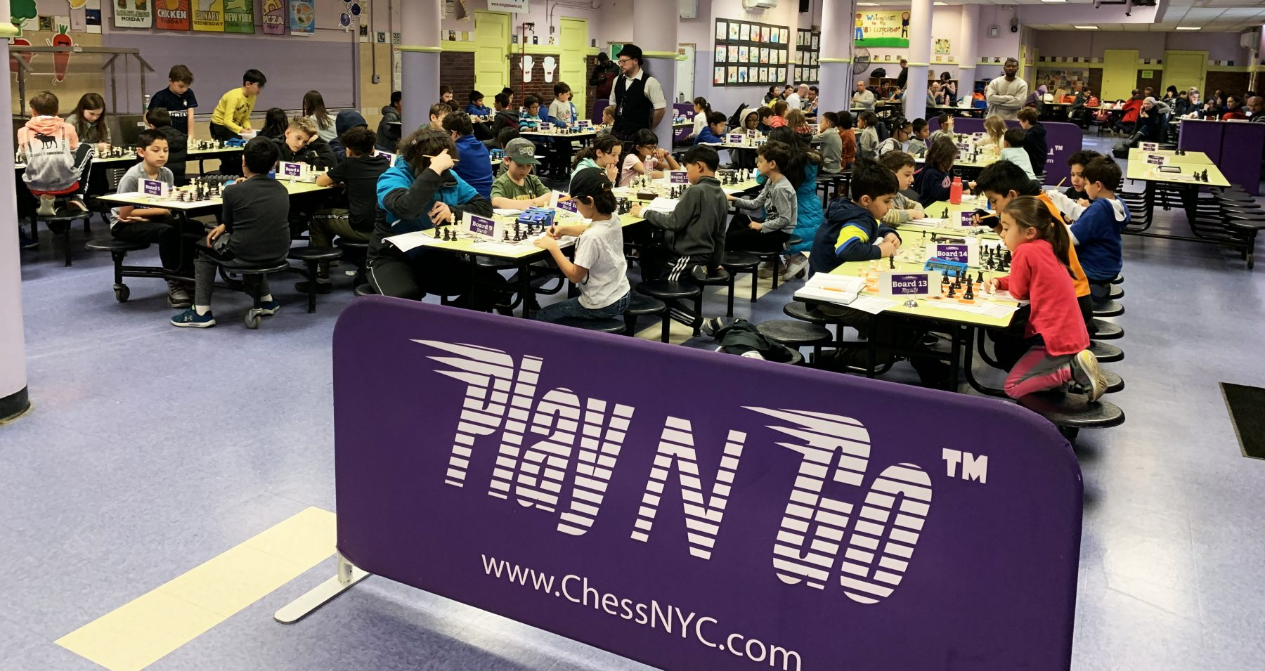 Chess NYC is Up and Running Online