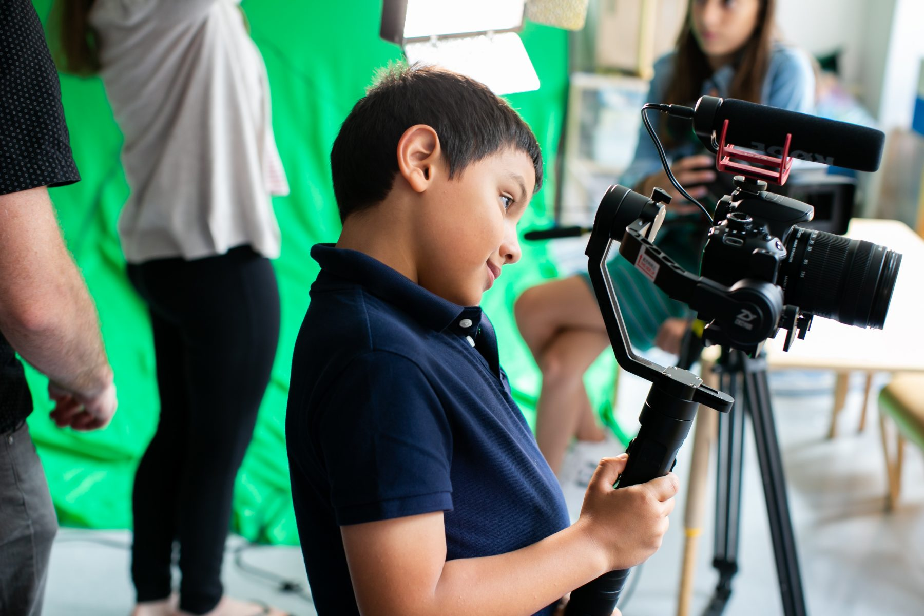 Movie Making at Home With Take Two Film Academy