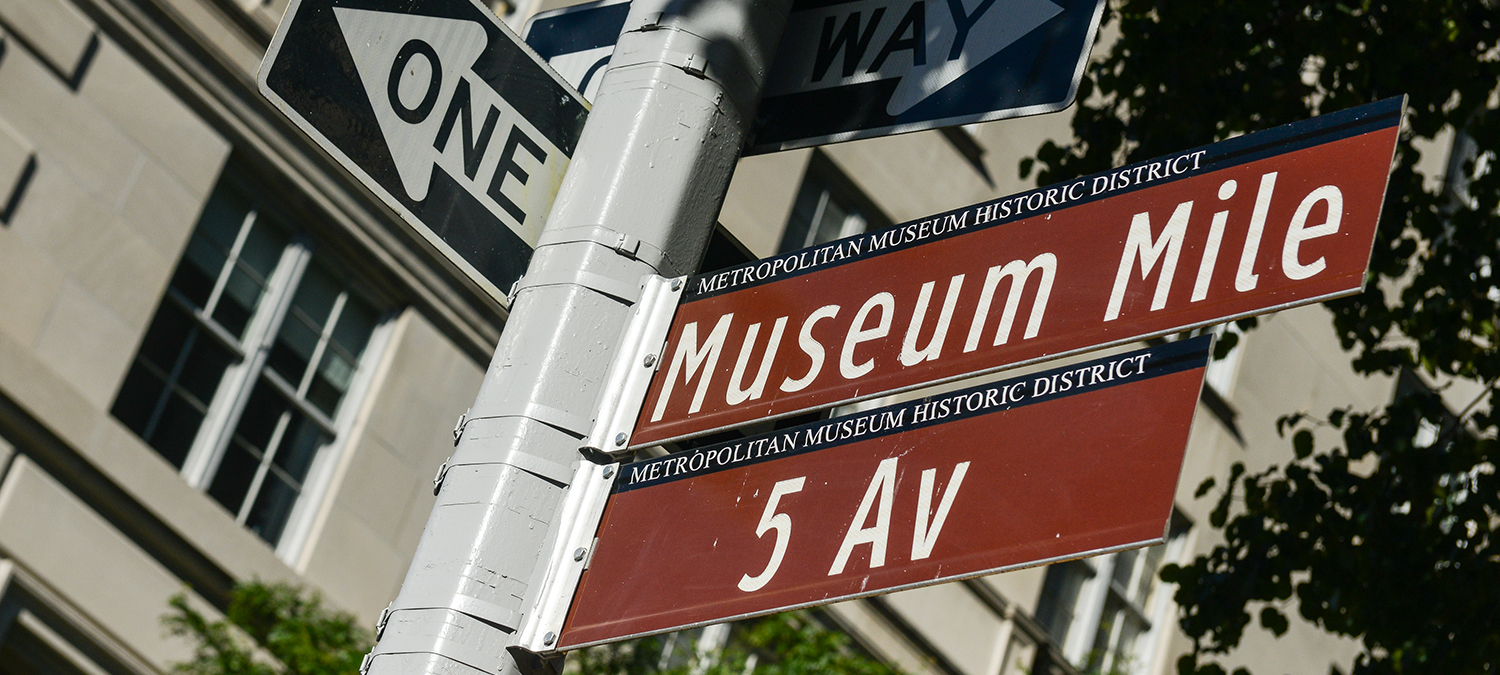 Virtual Museum Mile Festival Tuesday June 9, 2020