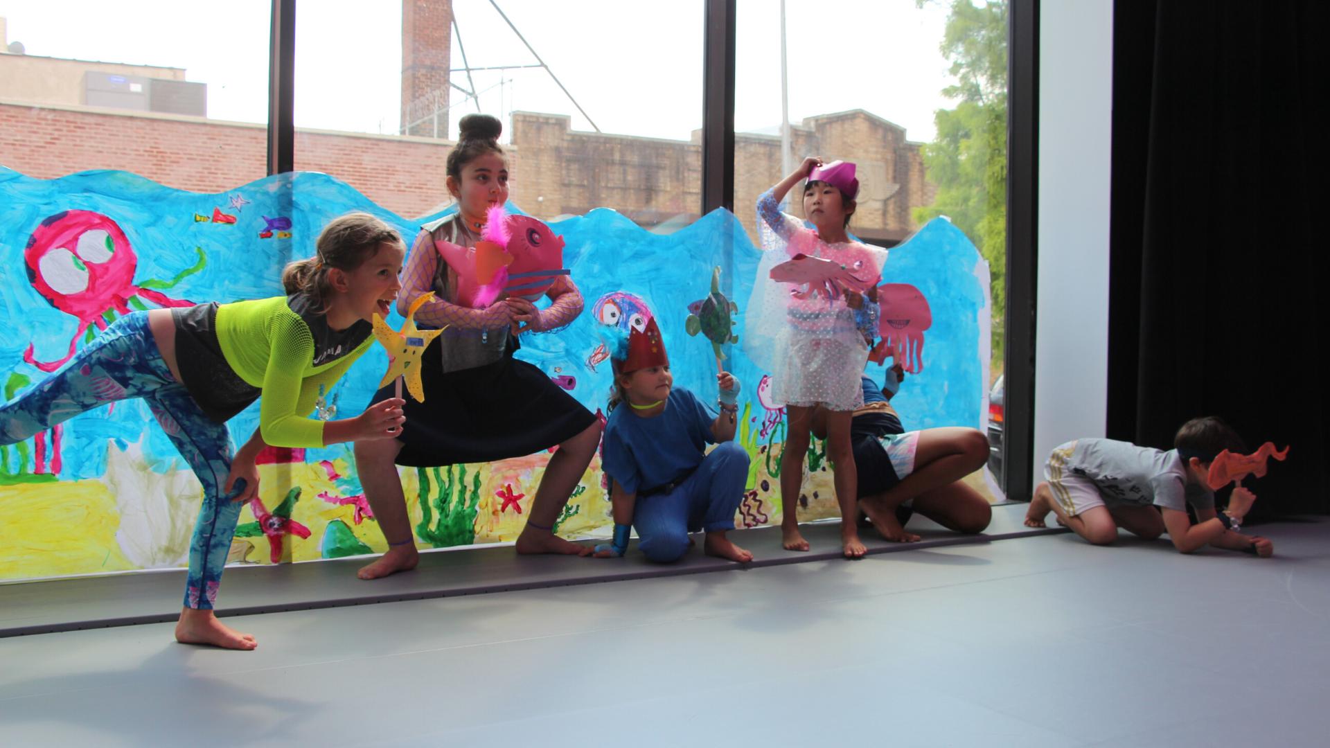 July 6-31: Dancewave Virtual Summer Dance & Arts Camps!