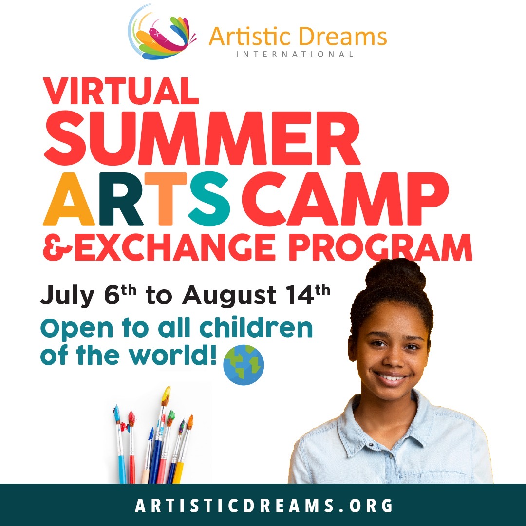 Artistic Dreams International Summer Arts Camp & Exchange Program