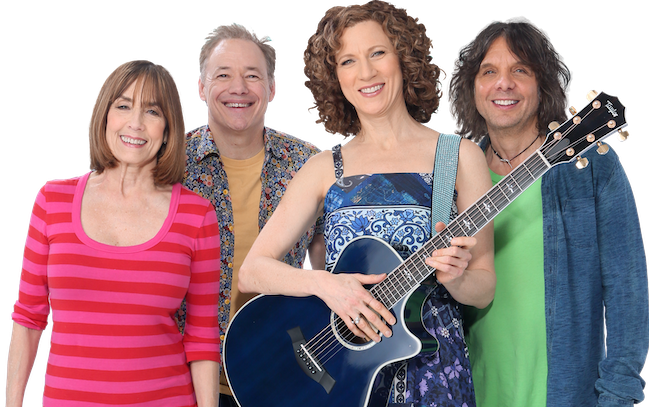 laurie berkner band nyc family concert