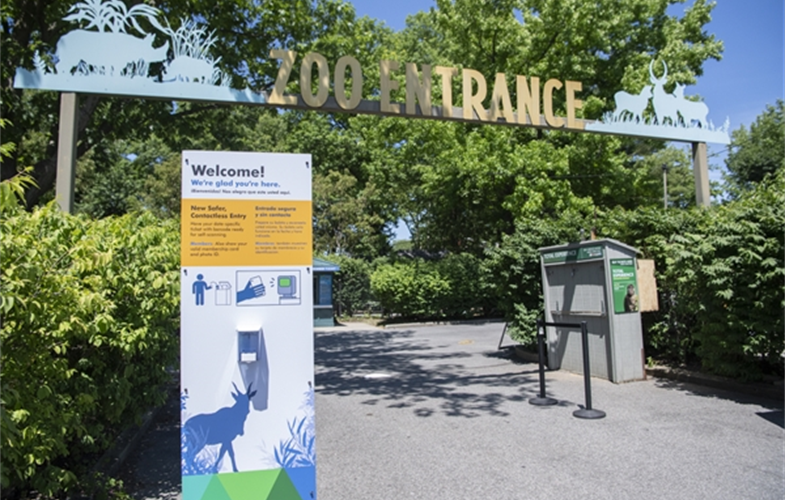 WCS Zoos Reopened This Week; NY Aquarium Reopening Delayed