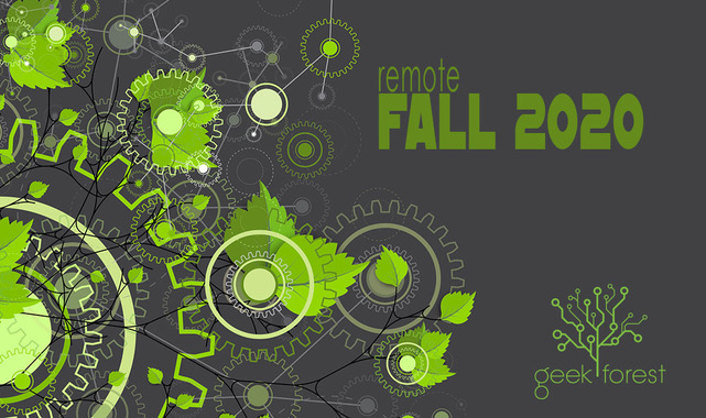 Geek Forest Fall Courses