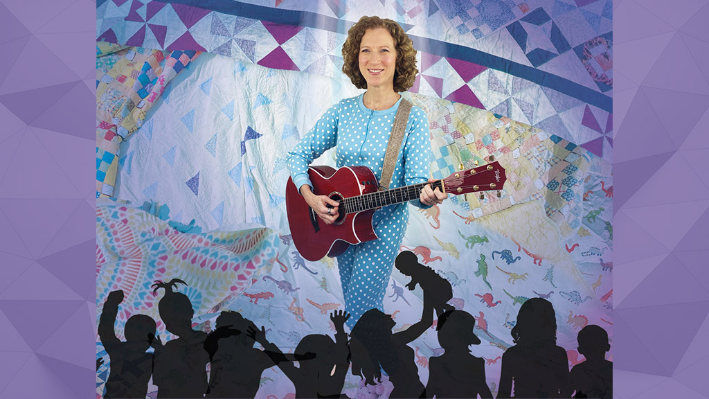 Laurie Berkner Pajama Party Time