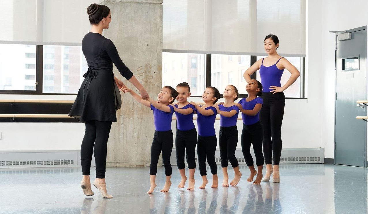 Ballet Hispánico School of Dance Fall 2020 Classes