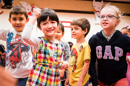 Japanese for Kids at Japan Society NYC