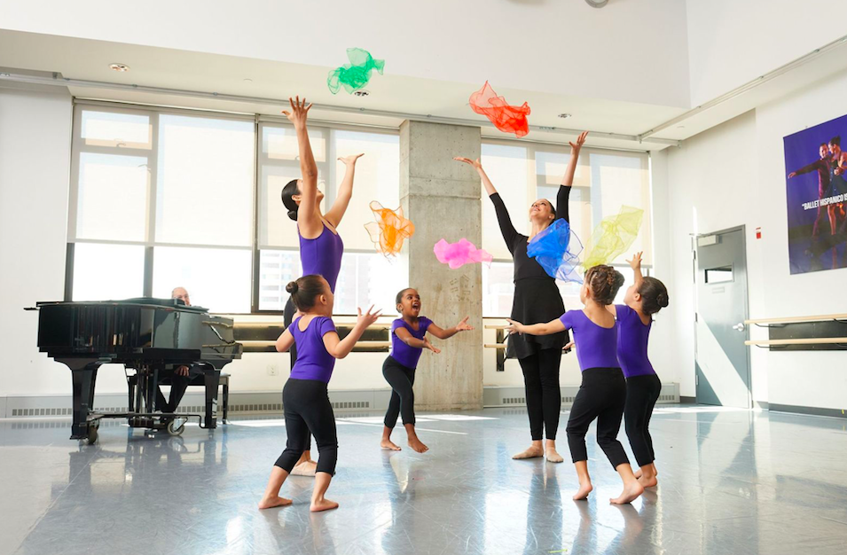 Ballet Hispánico School of Dance Offers 15 Minute FREE Trial Classes