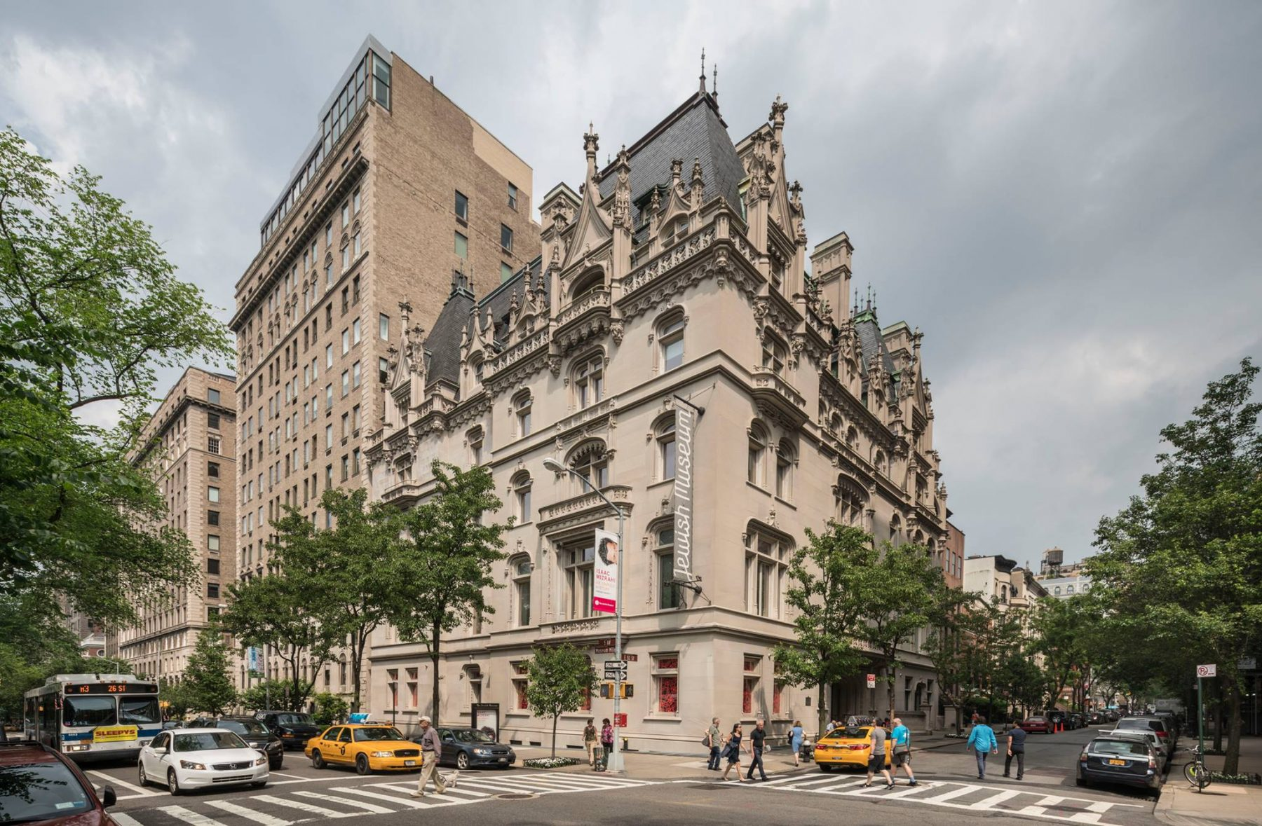 Jewish Museum Opens To All on October 1