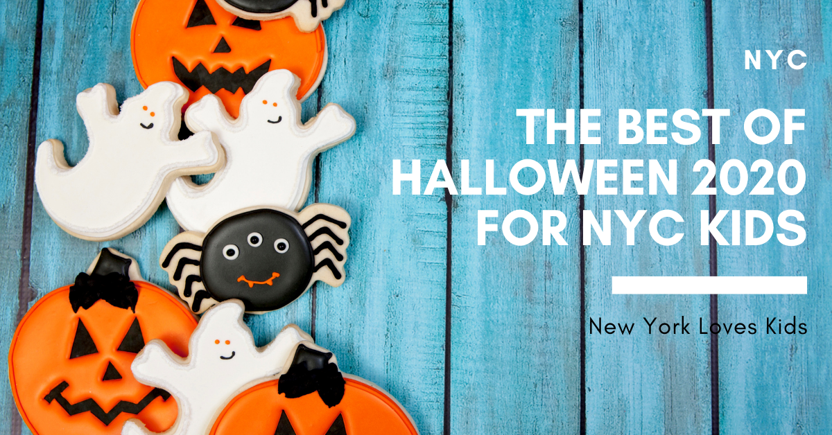 the best of halloween 2020 for nyc kids